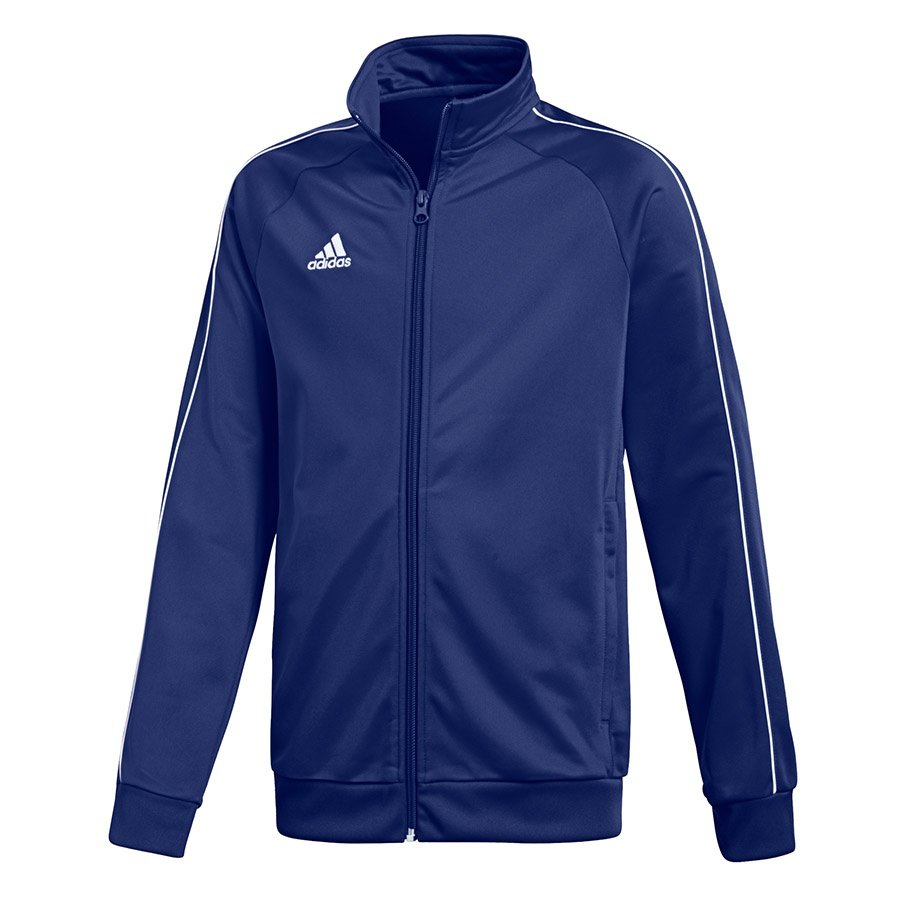 Adidas, Bluza dziecięca, CORE 18 PES JKTY CV3577, rozmiar 164