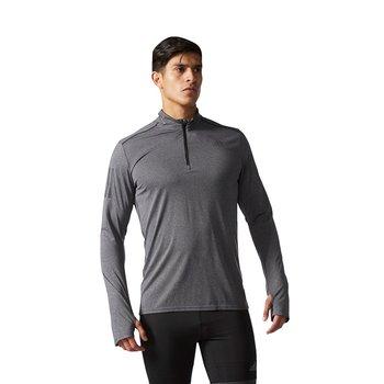 Adidas, Bluza męska, Response long Sleeve Zip B47699, rozmiar M-Adidas