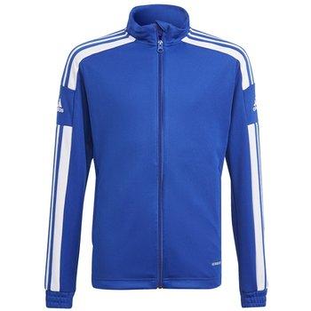 Adidas, Bluza, Squadra 21 Training Jacket Junior GP6457, niebieski, rozmiar 164-Adidas