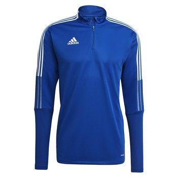 Adidas, Bluza, Tiro 21 Training Top GH7302, niebieski, rozmiar XXL-Adidas