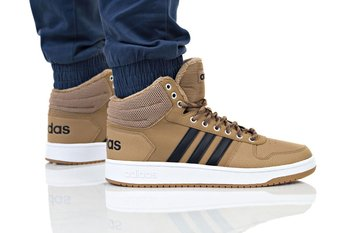 najlepiej sprzedający się sklep dyskontowy najlepszy wybór Adidas, Buty męskie, Hoops 2.0 Mid B44620, rozmiar 42 ...