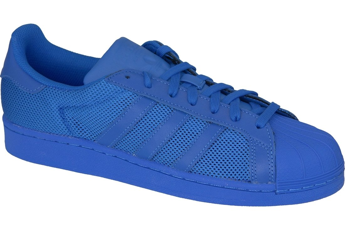adidas buty m skie superstar blue rozmiar 41 1 3. Black Bedroom Furniture Sets. Home Design Ideas