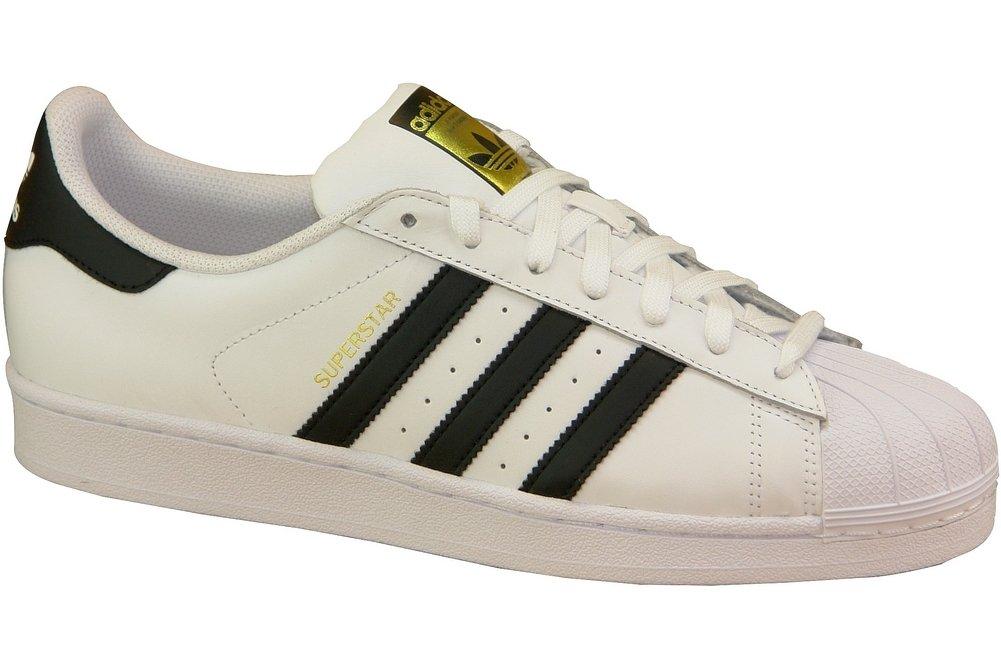 100% autentyczny wykwintny design sklep internetowy Adidas, Buty męskie, Superstar, rozmiar 43 1/3 - Adidas ...
