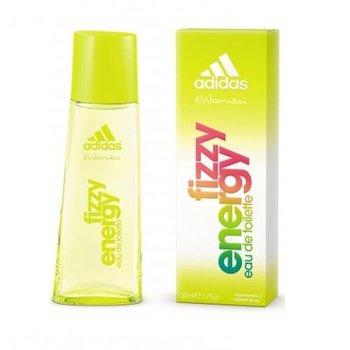 Adidas, Fizzy Energy, woda toaletowa, 50 ml-Adidas