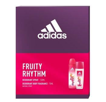 Adidas, Fruity Rhythm, zestaw kosmetyków, 2 szt.-Adidas
