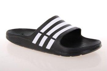Cena hurtowa na stopach zdjęcia później Adidas, Klapki męskie, Duramo Slide, rozmiar 44 1/2 - Adidas ...