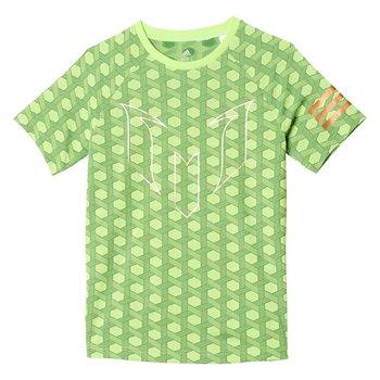 f4d61778ba85e Adidas, Koszulka dziecięca, YB Messi Printed Tee BJ8467, rozmiar 164 ...