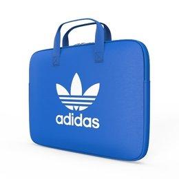 "Adidas OR Laptop Sleeve 13"" 34375 blue/niebieski Torba na laptopa"