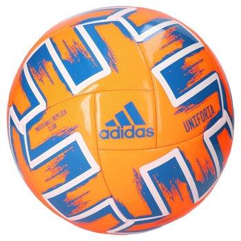 Adidas, Piłka nożna, Mistrzostwa Europy 2020, Uniforia Club, pomarńczowy, rozmiar 5-Adidas