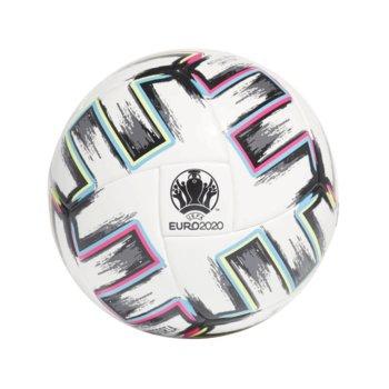 Adidas, Piłka nożna, Mistrzostwa Europy 2020, Uniforia Competition, biały, rozmiar 5-Adidas