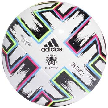 Adidas, Piłka nożna, Mistrzostwa Europy 2020, UNIFORIA LGE biała, rozmiar 4-Adidas