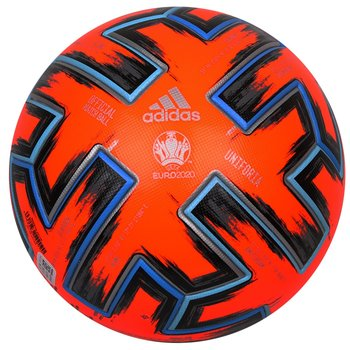 Adidas, Piłka nożna, Mistrzostwa Europy 2020, Uniforia Pro Winter, pomarańczowa, rozmiar 5-Adidas