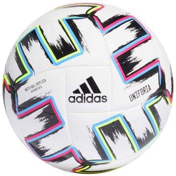 Adidas, Piłka nożna, Mistrzostwa Europy 2020, UNIFORIA TRN Sala, biały, rozmiar 5-Adidas