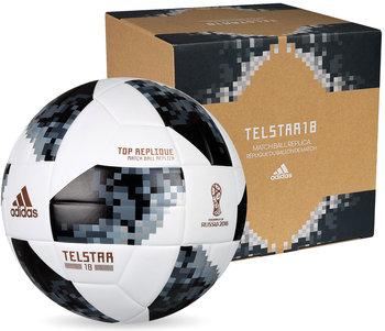 3f091697 Adidas, Piłka nożna Telstar Mistrzostwa Świata 2018 Top Replique +  opakowanie prezentowe