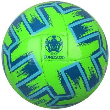 Adidas, Piłka nożna, Uniforia Euro 2020 Club FH7354, zielony, rozmiar 4-Adidas