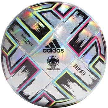 Adidas, Piłka nożna, Uniforia Euro 2020 Training FH7353, srebrny, rozmiar 5-Adidas
