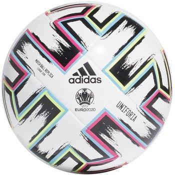 Adidas, Piłka nożna, Uniforia League Jr FH7351, biały, rozmiar 5-Adidas
