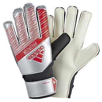 Adidas, Rękawice bramkarskie, Predator YP, rozmiar 6-Adidas