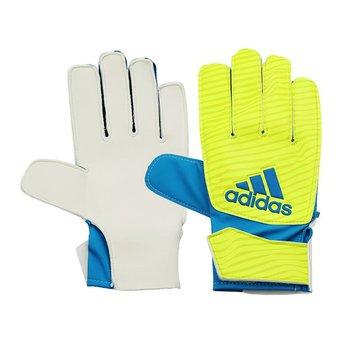 Adidas, Rękawice bramkarskie, Training S90155, żółty, rozmiar 9-Adidas