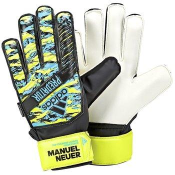Adidas, Rękawice piłkarskie, Predator TT FS J MN DY2625, czarny, rozmiar 6-Adidas