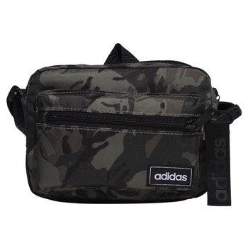 Adidas, Saszetka na ramię, Classic Camo Organizer Bag GE6147, szary-Adidas