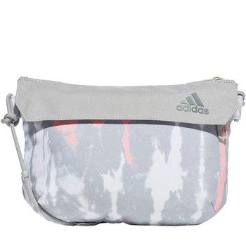 Adidas, Saszetka na ramię, W TR ID Pouch FN1966, szary-Adidas