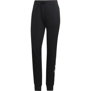 Adidas, Spodnie damskie, W Essentials Linear Pant DP2398, czarny, rozmiar L-Adidas