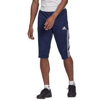 Adidas, Spodnie, Tiro 21 3/4 Pant GH4473, granatowy, rozmiar XL-Adidas