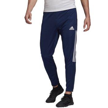 Adidas, Spodnie, Tiro 21 Training Pant Slim GE5427, granatowy, rozmiar L-Adidas