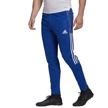 Adidas, Spodnie, Tiro 21 Training Pant Slim GJ9870, niebieski, rozmiar M-Adidas