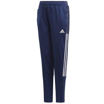 Adidas, Spodnie, Tiro 21 Training Pant Slim Junior GK9659, granatowy, rozmiar 128-Adidas