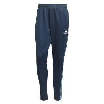 Adidas, Spodnie, Tiro Track Pant CU GQ1046, granatowy, rozmiar XL-Adidas