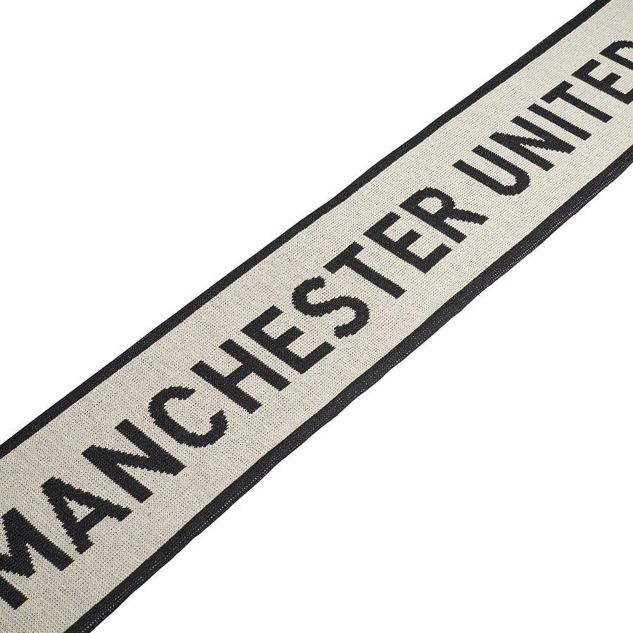 Adidas, Szal kibica, Munchester United DY7701, szary