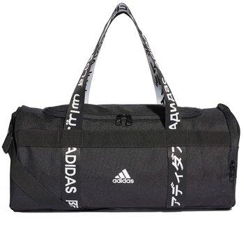 Adidas, Torba sportowa, 4ATHLS Duffel S FJ9353, czarny, 48x23x23cm-Adidas
