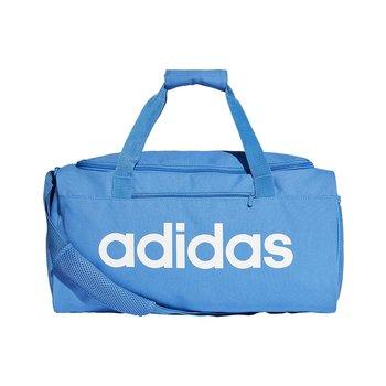 Adidas, Torba sportowa, Lin Core Duf S DT8623, niebieski, 25l-Adidas