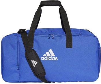 Adidas, Torba sportowa, TIRO Duffel Bag M DU1988, niebieski, 60x29x29cm-Adidas