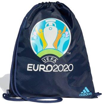 Adidas, Worek, OE GS Euro 2020 FJ3953, granatowy, 36x18x12cm-Adidas