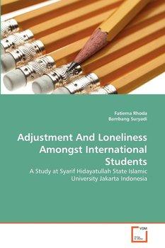 Adjustment And Loneliness Amongst International Students-Rhoda Fatiema