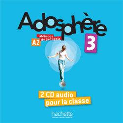 Adosphere 3. Audio CD-Poletti Marie-Laure, Himber Celine