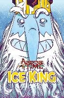 Adventure Time Ice King - Titan Comics