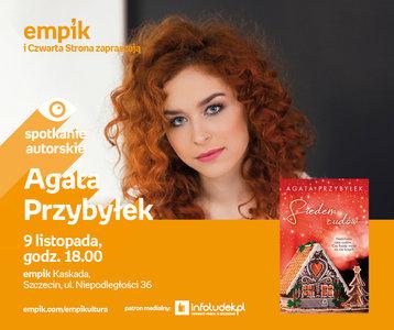 Agata Przybyłek | Empik Kaskada