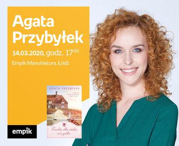 Odwołane: Agata Przybyłek | Empik Manufaktura