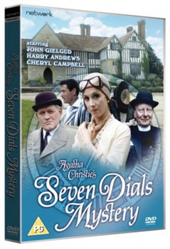 Agatha Christie's Seven Dials Mystery (brak polskiej wersji językowej)-Wharmby Tony
