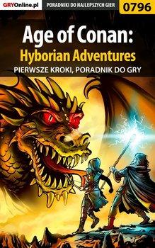 Age of Conan: Hyborian Adventures - pierwsze kroki - poradnik do gry-Justyński Artur Arxel