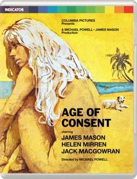 Age of Consent (brak polskiej wersji językowej)-Powell Michael