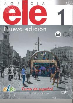 Agencia ELE 1. Ćwiczenia nueva edicion-Opracowanie zbiorowe