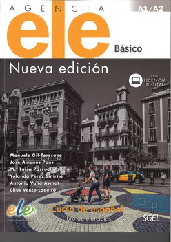 Agencia ELE Basico A1 + A2. Ćwiczenia nueva edicion-Opracowanie zbiorowe