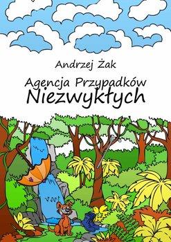 Agencja Przypadków Niezwykłych-Żak Andrzej