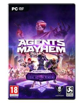 Agents of Mayhem-Volition Inc.