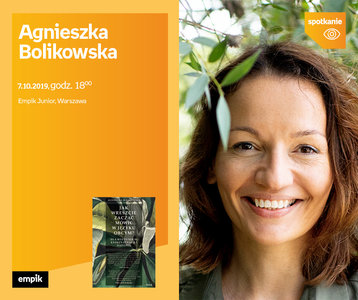 Agnieszka Bolikowska | Empik Junior